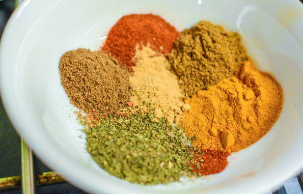 VeGuru curry spice mix