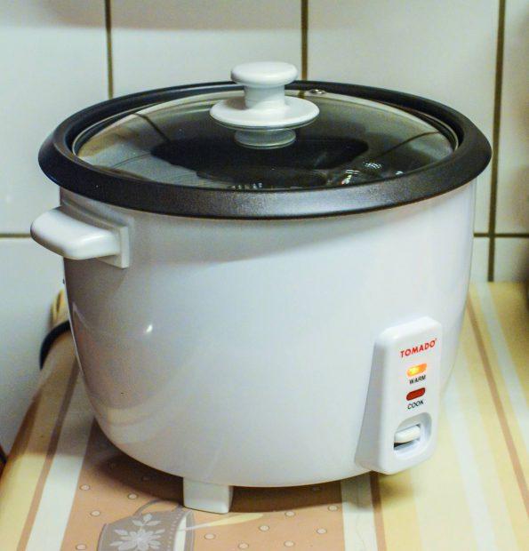 Tomado rice cooker